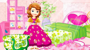 Sofia The First Bedroom Furniture Sofia The First Sofias First Bedroom Decor Disney Movie
