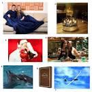 Оригинальные подарки-впечатления и подарочные