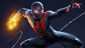 Miles Morales Marvel Comics 4k Ultra HD ...