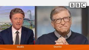 Coronavirus: Bill Gates interview @BBC Breakfast - BBC - YouTube