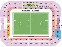 Bbva Compass Stadium Houston Seating Chart Bbva Compass Stadium Seating Chart Houston