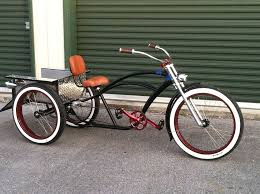 a couple ssc trikes from the sunshine state rat rod bikes