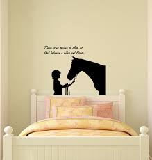 bedroom awesome azure wall stickers for bedrooms with variation  on horse wall art decal with colorful cheap wall art stickers composition wall art collections