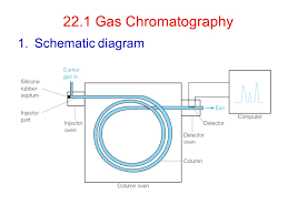 Chapter 22 Gc Lc Gas Chromatography 1 Schematic Diagram Ppt