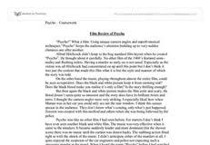 movie review essay format blackfeet n writing company movie review essays and papers