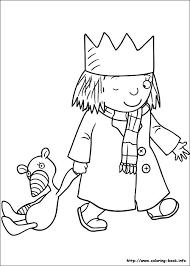 Little Princess Coloring Pictures Murderthestout