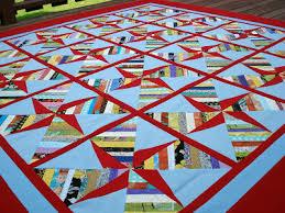 29 Patterns to Make a Pinwheel Quilt | Guide Patterns & Double Pinwheel Quilt Pattern Adamdwight.com