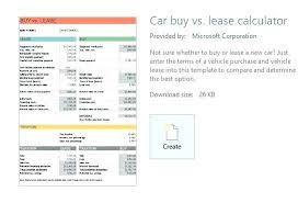 Lease Calculator Spreadsheet Auto Lease Calculator Excel Excel Auto
