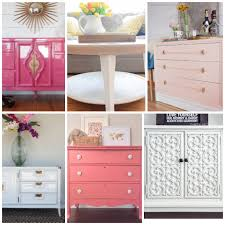 chalk paint furniture ideas30 Painted Furniture DIY Projects  Thirty Eighth Street