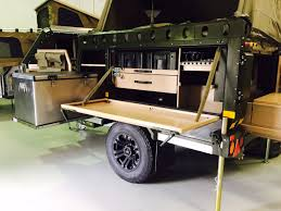 Camper Trailer Kitchen Uev390 Kitchen Prep Area Conqueror Off Road Camper Trailers