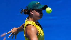 1 Ashleigh Barty Crashes Out ...