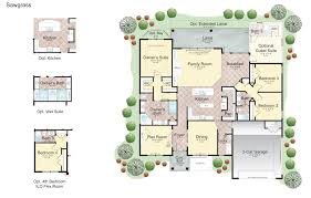 full size of bedroom amazing color floor plan 18 sawgrass 2509 fp colored floor plans revit