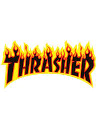 Thrasher Fire Logo Wallpapers on ...