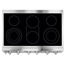 electric range top. Electrolux ICON® Designer Series 36\ Electric Range Top N