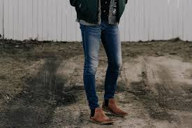 The history of chelsea boots. How To Wear Chelsea Boots Men S Outfit Ideas Style Tips
