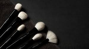 flawless makeup starts with the right brushes