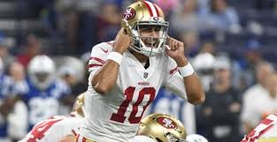 49ers Qb Depth Chart 2018 San Francisco 49ers 2019 Post Spring Depth Chart Projection