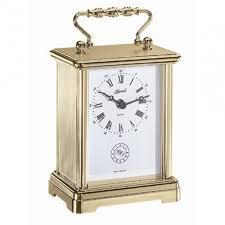 hermle german made carriage clock
