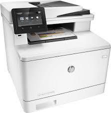 Hp Laserjet Color All In One Wireless Printerlll