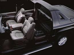 cadillac pickup truck interior. cadillac escalade ext 2002 interior pickup truck r