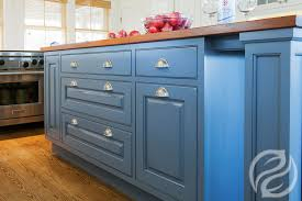 inset kitchen cabinets. greenfield inset island with blue paint kitchen cabinets o