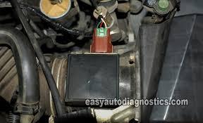 part mass air flow maf sensor test nissan sentra l  mass air flow maf sensor test nissan sentra 1 6l 1995 1999