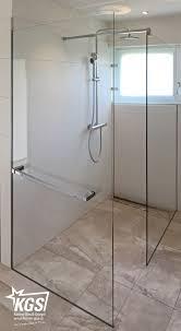 Walk In Dusche Mit Handtuchhalter Kgs