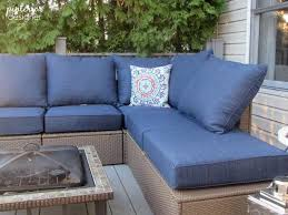 Perfect Navy Blue Outdoor Sectional 25 Best Ideas About Outdoor