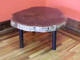 Black Walnut Coffee Table Live Edge Black Walnut Coffee Table Top Finished Slab 53007 10450