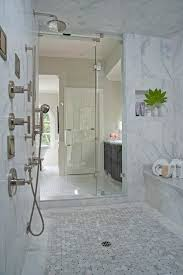 Carrara Marble Bathroom Tile Architecture Home Design Delectable Carrara Marble Bathroom Designs