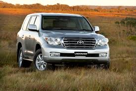 All-New 2008 Toyota Land Cruiser is Officially Unveiled | The ...