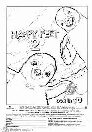 Kleurplaten Happy Feet Kleurplaten Kleurplaatnl