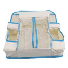 bedside organizer int crib bedding