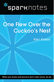one flew over the cuckoo s nest kindle edition by ken kesey joe  one flew over the cuckoo s nest sparknotes literature guide sparknotes literature guide series