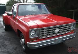 Chevrolet 1975 C10 C20 C30 Pickup Dually Chev Truck GMC Truck