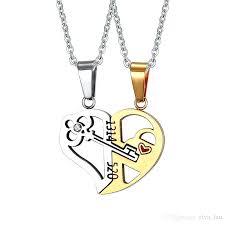 heart lock necklaces lock necklace heart shape home design ideas india home design ideas living room