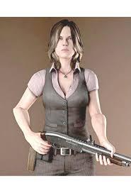 Resident Evil 6 Helena Harper Leather Vest