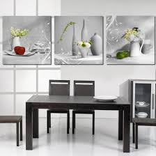 kitchen paintings3 Panels Modern Kitchen Art Picture Painting Combination Modern