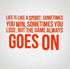 Sports Life Quotes