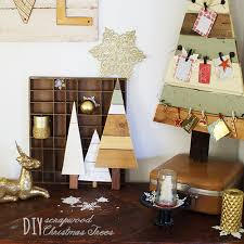 20 DIY Christmas Wall Decor Ideas  The DIY VillageDiy Christmas Wood Crafts