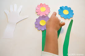 Paper Flower Crafts For Kindergarten Paper Flowers Craft For Kids Fun With Mama