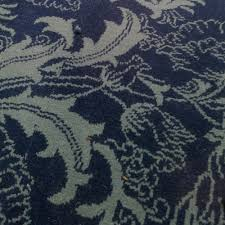 axminster wool blue swirl carpet