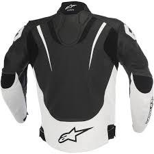 alpinestars jaws leather jacket color
