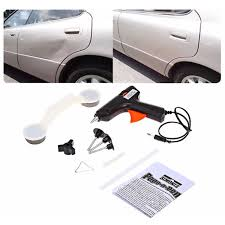 car auto work panel pdr ding dent damage diy removal repair puller kit tools