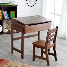 chair desk with storage bin. delta children chair desk with storage bin, disney mickey mouse schoolhouse and set -, walnut, 1 bin