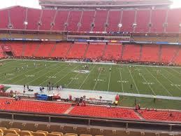 Arrowhead Stadium Section 246 Rateyourseats Com