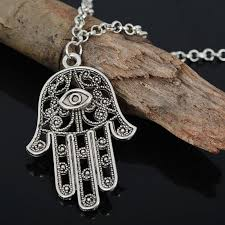 the hamsa or hand of fatima what does it mean
