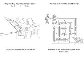 kids activity book weddingbee photo gallery free printable coloring pages