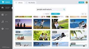 Make A Cover Page Online Facebook Cover Video Maker Wave Video Wave Video