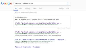 At T Customer Service Dont Fall For This Facebook Customer Service Scam All Tech